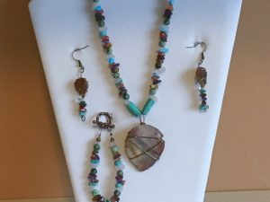 Artisan Tribes Arrowhead Southwest Jewelry Set