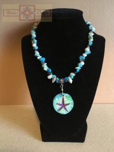 Rosie Crafts Starfish Necklace