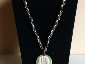 Artisan Tribes Hopi Hand Hemp Necklace